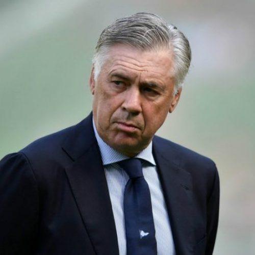 """Napoli – Arsenal , Ancelotti in Conferenza: """"Dobbiamo avere coraggio"""""""