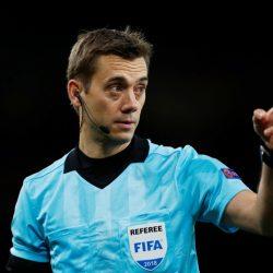 Furto d'identità per Clement Turpin, l'arbitro di Juventus-Ajax