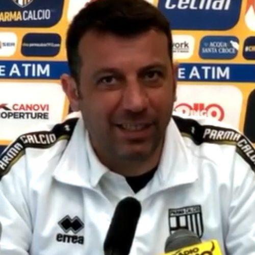 """Parma, D'Aversa: """"Primo match ball contro il Chievo, peccato per le assenze ma nessun alibi"""""""