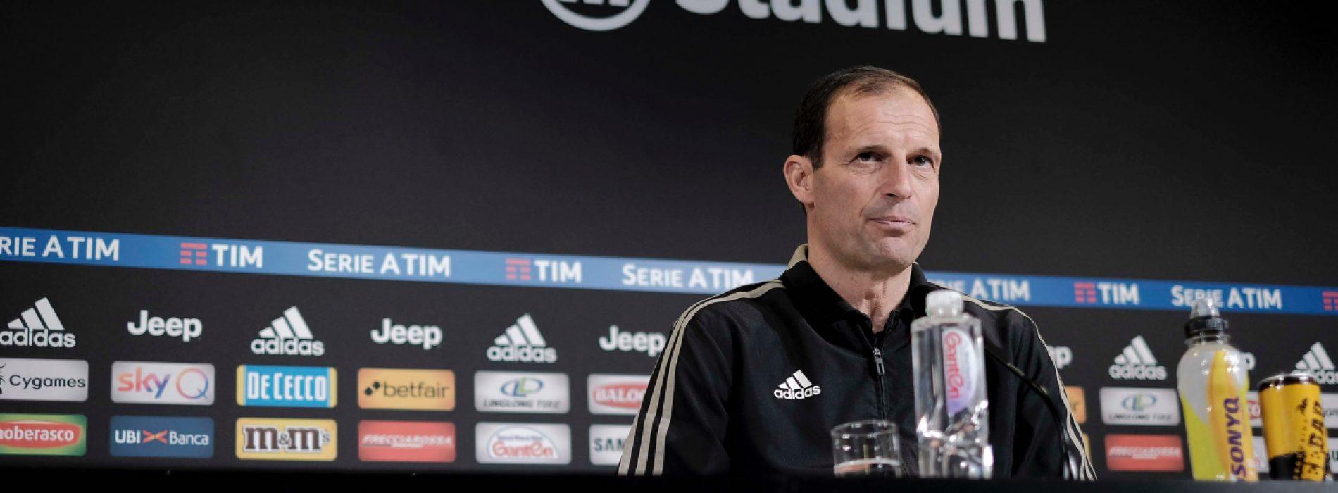 """Serie A, Juventus – Fiorentina 2-1, Allegri: """"Grande stagione, Scudetto vinto a Bologna"""""""