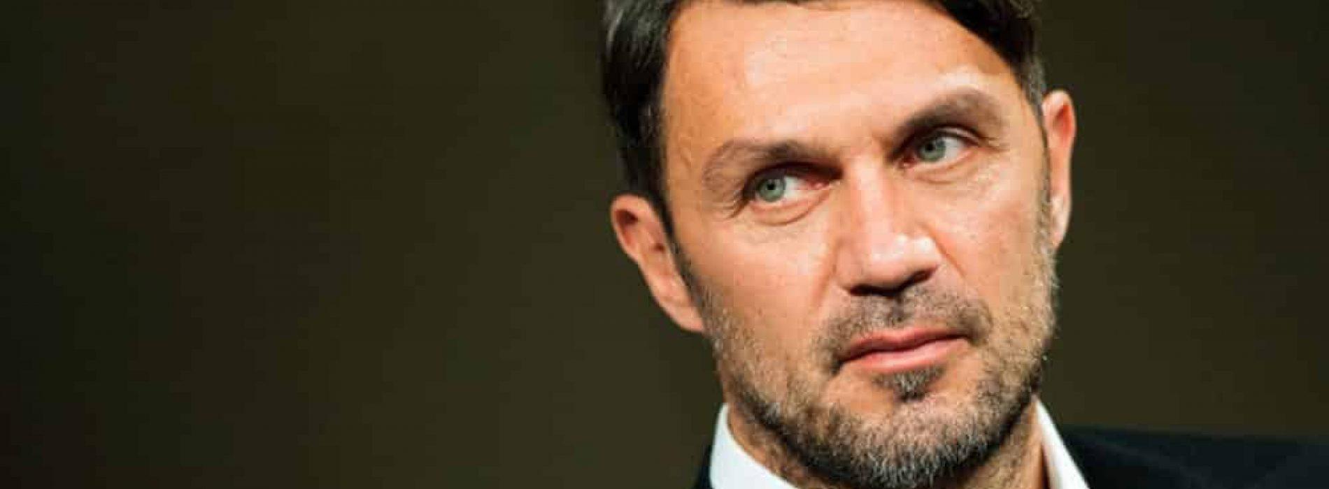 """Milan, Maldini: """"'Preoccupati per l'Europa League. C'è una linea comune, Tonali e Chiesa…"""""""