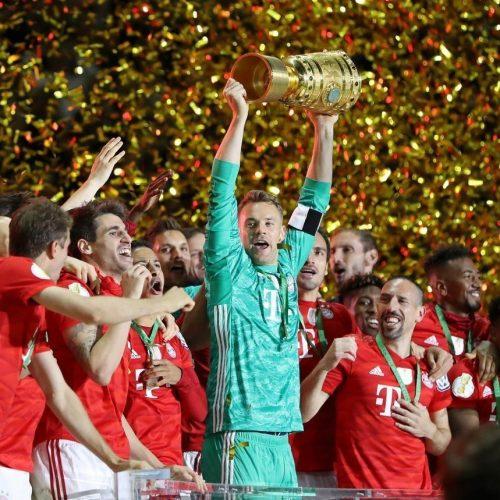 Germania, Supercoppa: Bayern inarrestabile, vittoria sul Dortmund