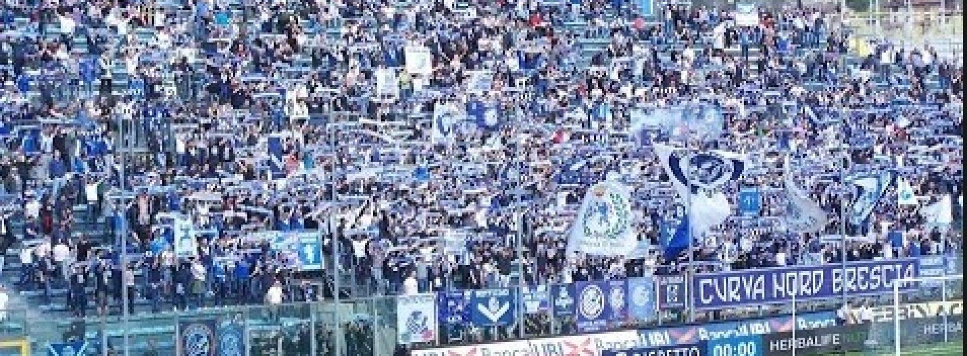 Il Brescia torna in A, complimenti alle Rondinelle