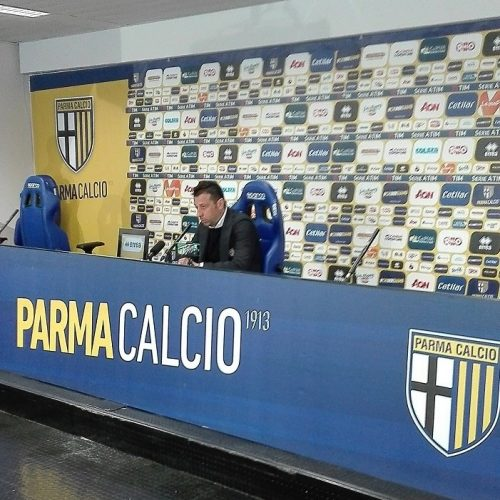"""Parma, rinnova D'Aversa: """"Una formalità, ora cerchiamo di migliorarci"""""""