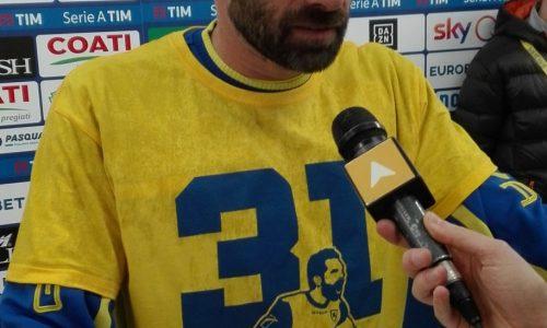 """Pellissier: """"Non facile trovare un allenatore da Chievo, le pressioni devi crearle"""""""