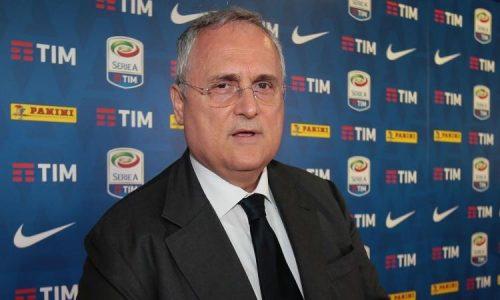 """Lazio, Lotito: """"Milinkovic? Non voglio tarpargli le ali"""""""