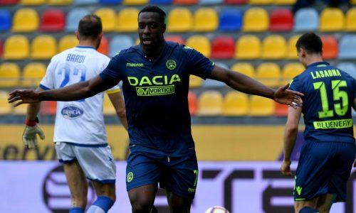 """Udinese, Okaka: """"Grande umiltà e disponibilità di Gotti, peccato saltare la Samp"""""""