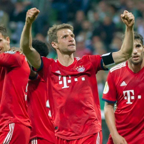 """Müller polemico, """"I giocatori dell'Atletico sono teppisti"""""""