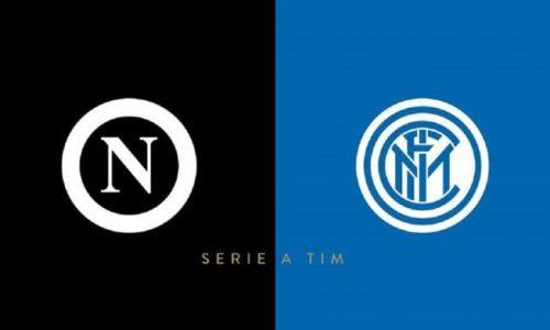 Napoli – Inter 4-1, gli azzurri dominano sui nerazzurri