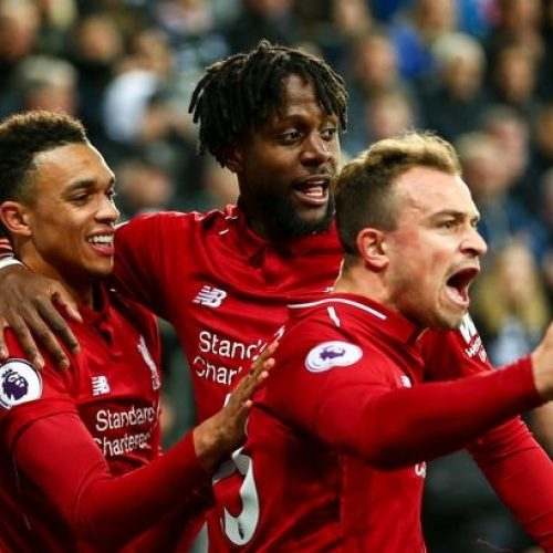 Premier League Liverpool quasi campione, Palace travolto a Anfield