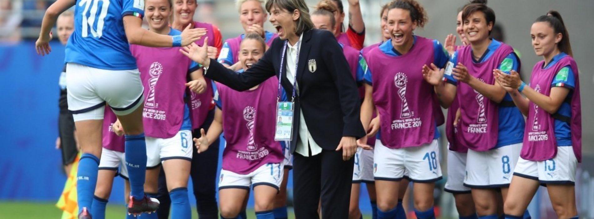 Tripletta Girelli – Calcio Femminile: Giamaica – Italia 0 -5