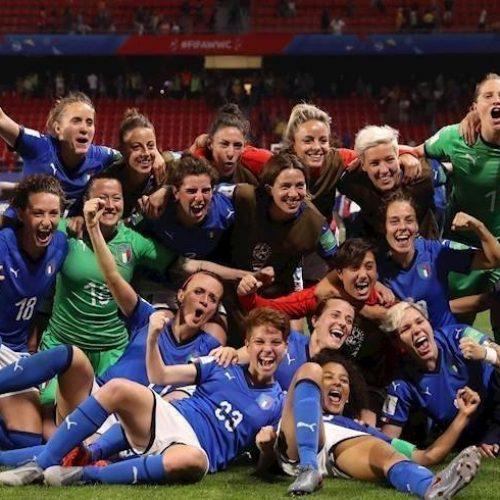 Italia Brasile Femminile, azzurre agli ottavi come prime del girone