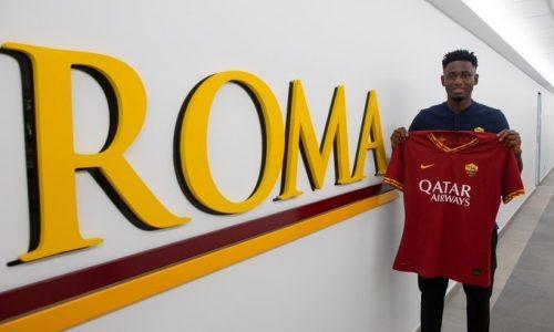 "Roma, Diawara: ""Mi ispiro a Yaya Touré, darò sempre tutto"""