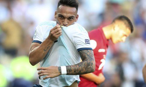"Calciomercato Inter, Lautaro: ""Barcellona? All'Inter sto molto bene"""