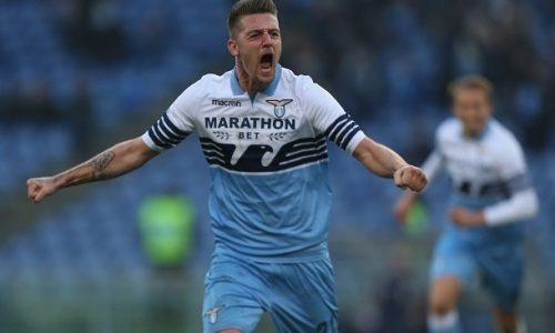 Lazio, Manchester United su Milinkovic-Savic: la situazione