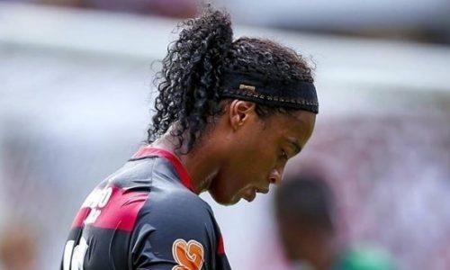 """Ronaldinho ai domiciliari: """"Giochiamo a calcio in Hotel, è dura, ma…"""""""