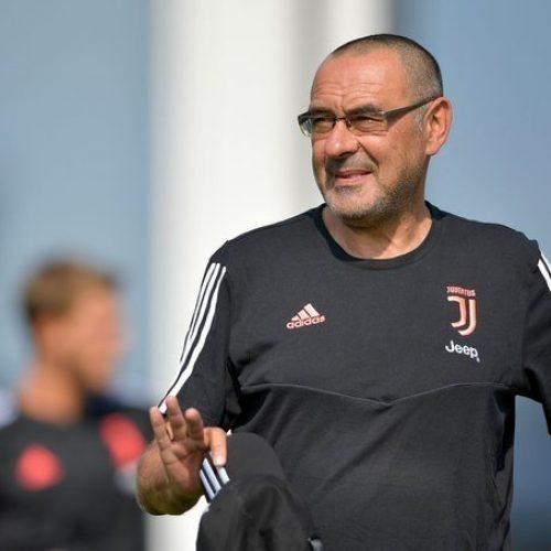 """Inter Juventus Sarri: """"Non è una sfida tra me e Conte. Domani non decisiva"""""""