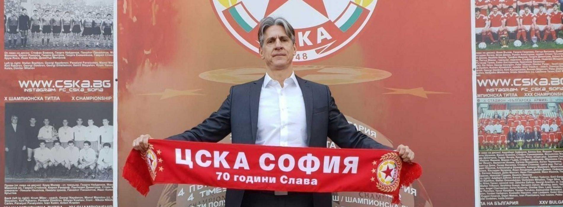 """CSKA Sofia, Giaretta: """"Fabbrini? Si aspettava di più da sé stesso"""""""
