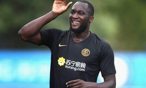 """Inter Lukaku Conte: """"Tira fuori il meglio da tutti noi giocatori"""""""