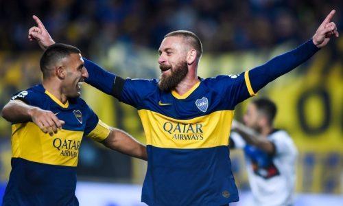 Dall'Argentina, De Rossi potrebbe lasciare il Boca Juniors a dicembre