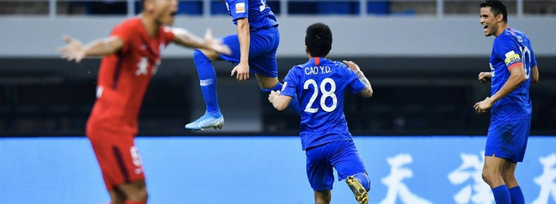 El Shaarawy, debutto da titolare in Cina con gol e assist