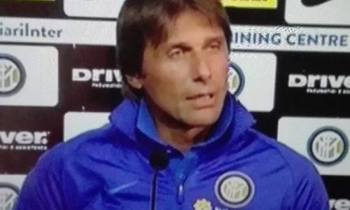 """Inter, Conte in conferenza: """"Piano, non abbiamo preso mezzo Real. Su Vecino…"""""""