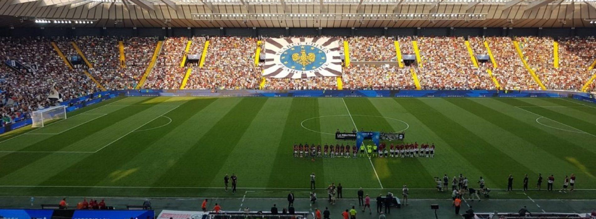 Udinese-Milan 1-0: dominio e vittoria dei padroni di casa