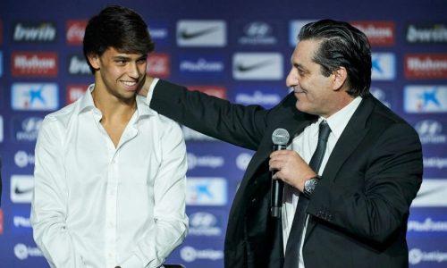"""Atletico-Juve, Futre: """"CR7? Non ho più aggettivi. J. Felix? Il suo erede."""""""