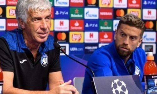 """Dinamo-Atalanta, Gasperini: """"E' stata una dura lezione, ci hanno superato in tutto…"""""""