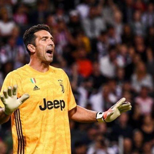 Buffon record di presenze in Serie A, sono 648! E la Juve allunga sulla Lazio