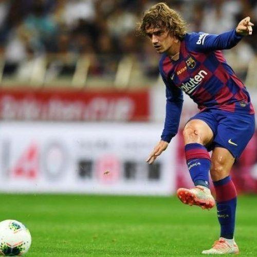 """Griezmann Barcellona Messi: """"Nessun problema con lui, voglio dimostrarlo sul campo"""""""