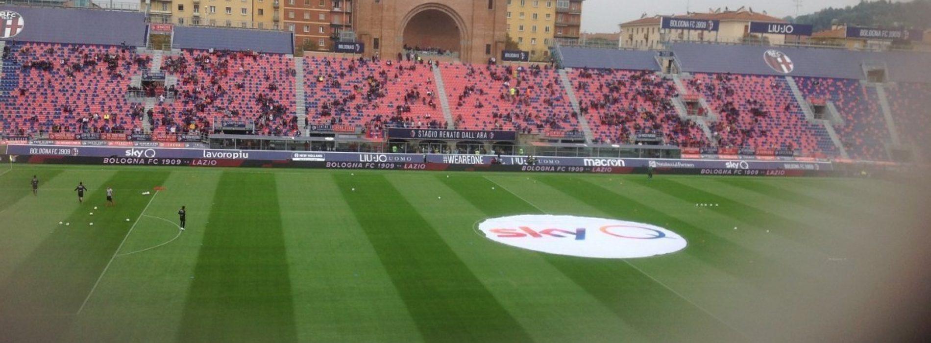 Bologna-Cagliari, al Dall'Ara non ci si annoia: così il match
