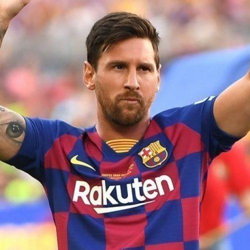 Barcellona, pronto il rinnovo a vita per Leo Messi