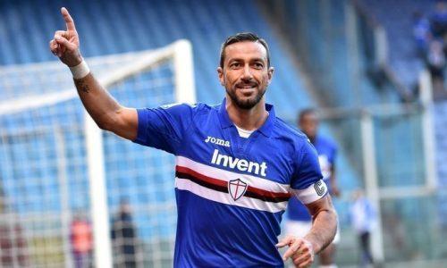 """Sampdoria, Quagliarella: """"Non penso affatto al ritiro, sui tifosi del Napoli…"""""""