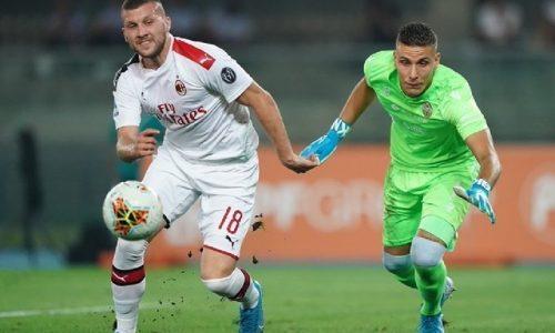 Milan, stangata dalla Uefa per Rebic: 5 giornate di squalifica