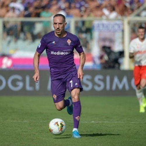 """Fiorentina Ribery dopo la rapina nella sua villa: """"Viola per sempre"""""""
