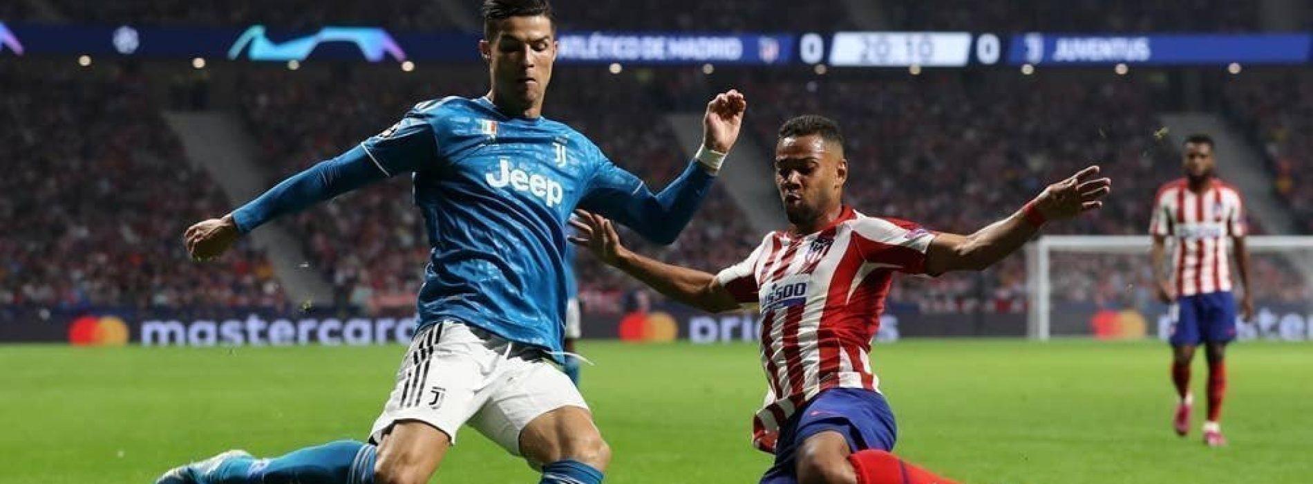 Champions League, bianconeri sciuponi! Finisce 2-2 con l'Atletico Madrid