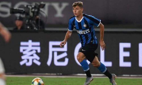 Champions, Barella salva l'Inter ma con lo Slavia Praga è solo 1-1