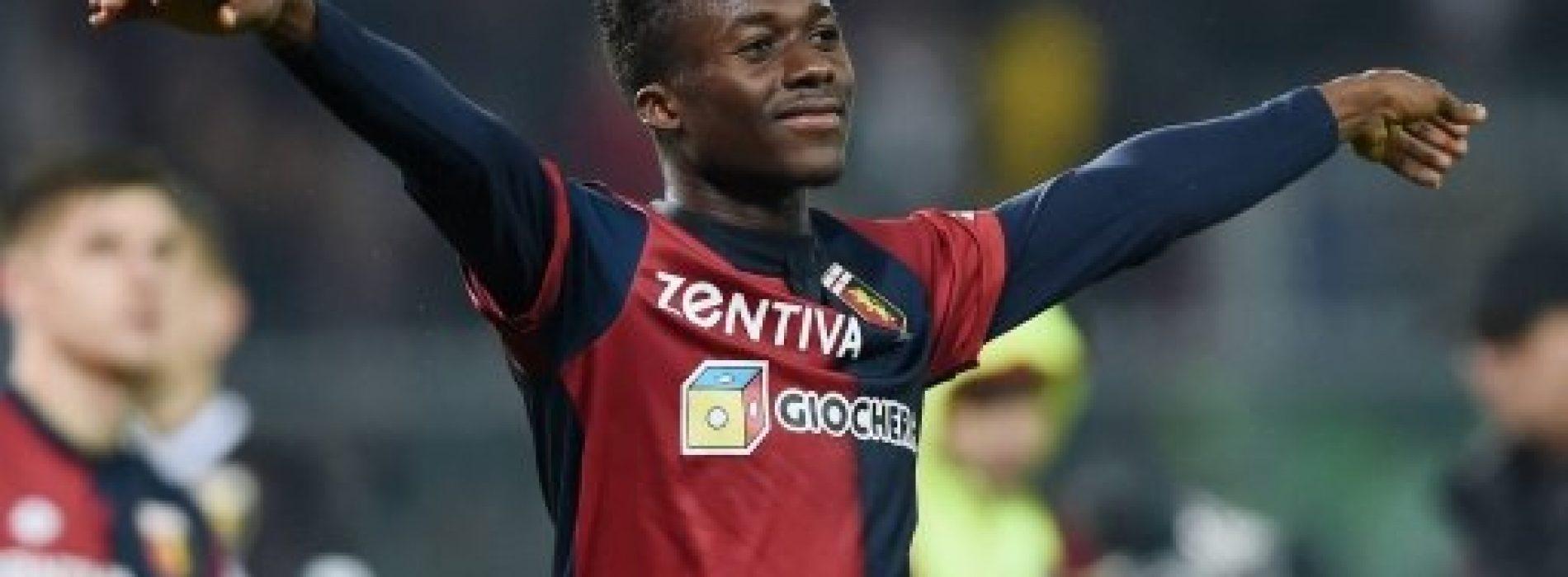 Kouamè Genoa, le parole del suo procuratore sul futuro del giocatore