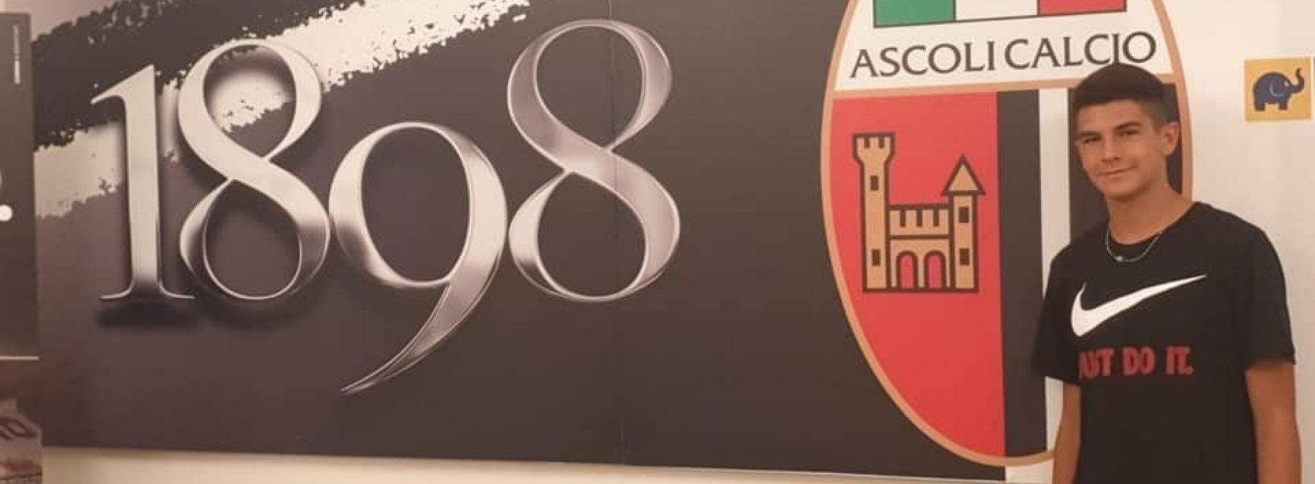 Francesco Clemente all'Ascoli: nuovo innesto in casa bianconera