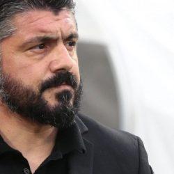 """Napoli-Granada, Gattuso: """"Motivazione, voglia e forza per provare a ribaltare il risultato"""""""
