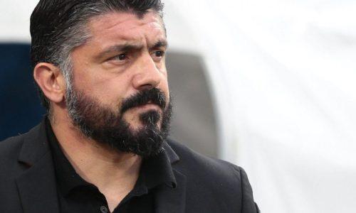 """Napoli, Gattuso: """"Insigne musone, deve migliorare ma per il resto è impeccabile. Mertens…"""""""