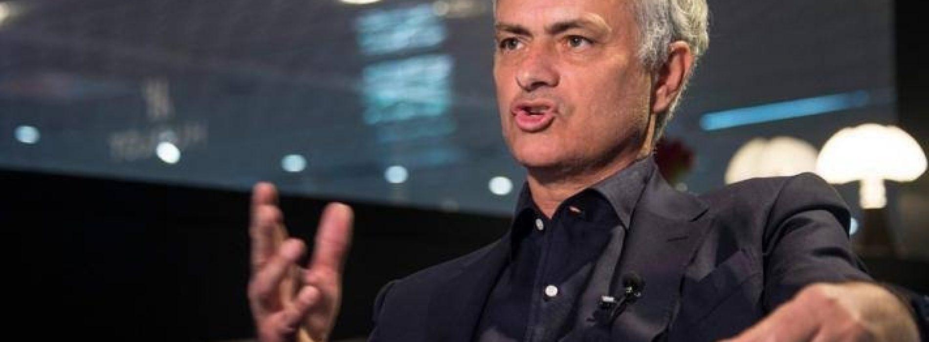 """Mourinho: """"I risultati fanno la vera storia, Inter sentimento di famiglia"""""""