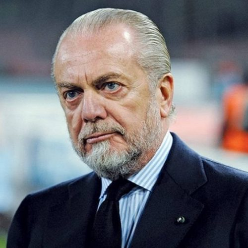 Napoli, De Laurentiis decide: società in silenzio stampa