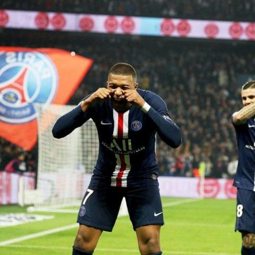 Ligue 1, doppio Icardi e doppio Mbappé: il PSG fa suo Le Classique
