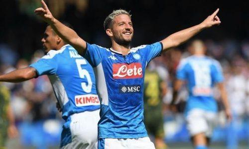Accordo Mertens Napoli rinnovo: secondo Sky è fatta