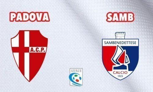 Stadio EC – Dopo due ko, il Padova ritrova il sorriso: con la Sambenedettese è 2-0