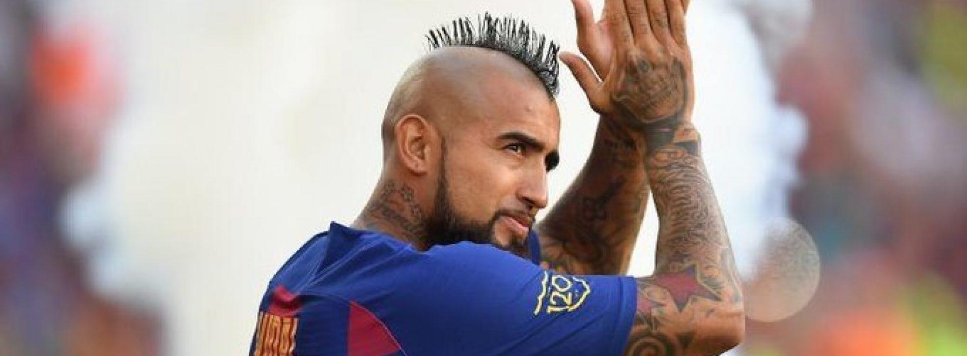 Inter accordo Barcellona Vidal: il cileno è atteso oggi in Italia