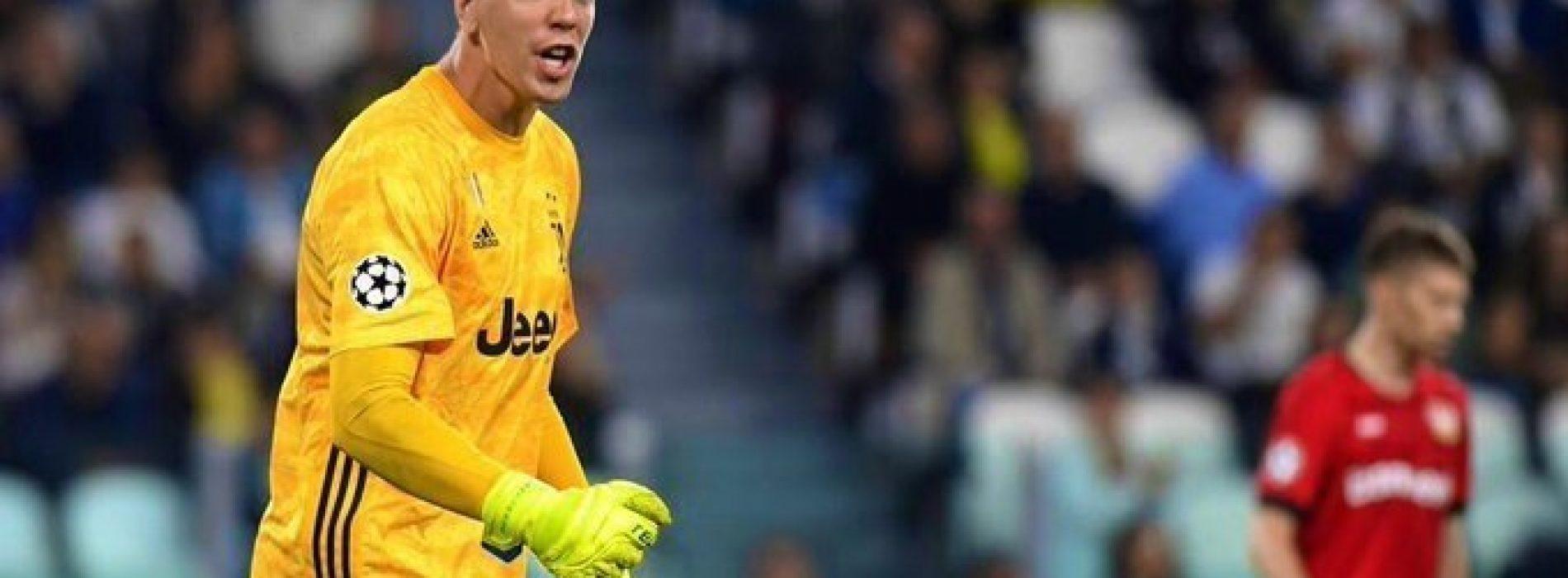 """Juventus, Szczesny: """"I ragazzi stanno bene. Strano senza tifosi, a casa per rivederci presto"""""""