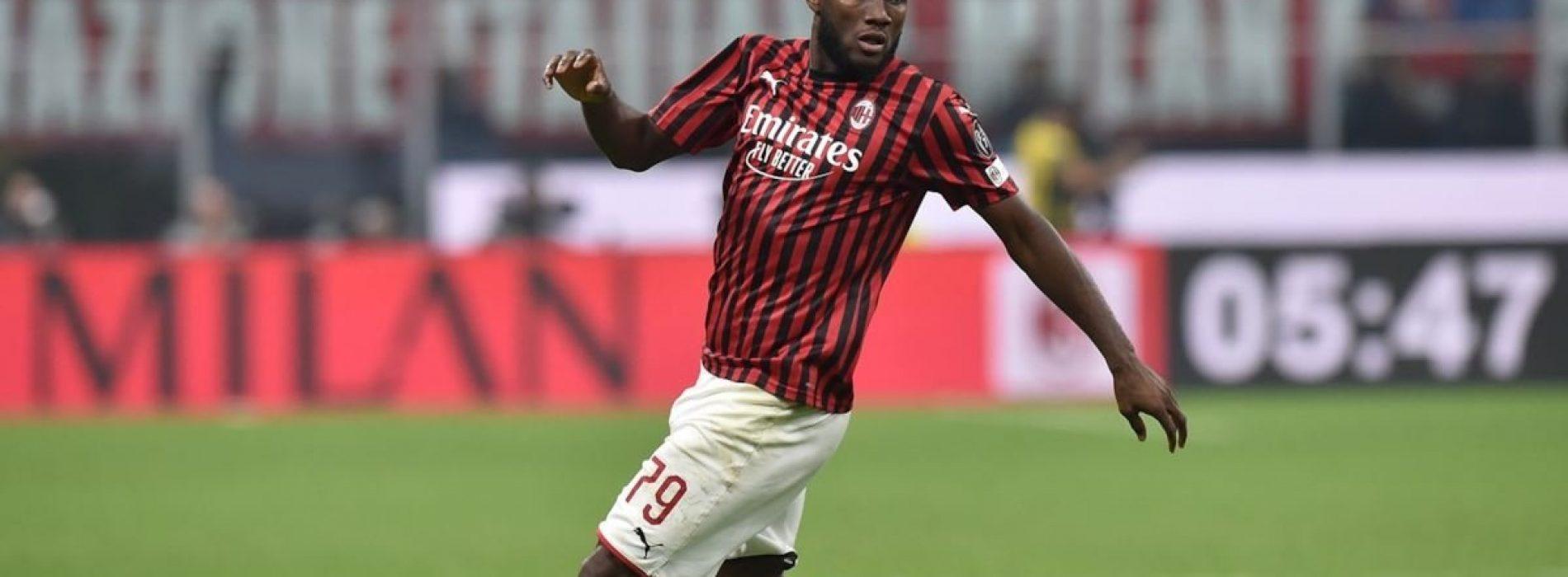 """Milan, Kessie: """"I rossoneri come una seconda pelle"""""""